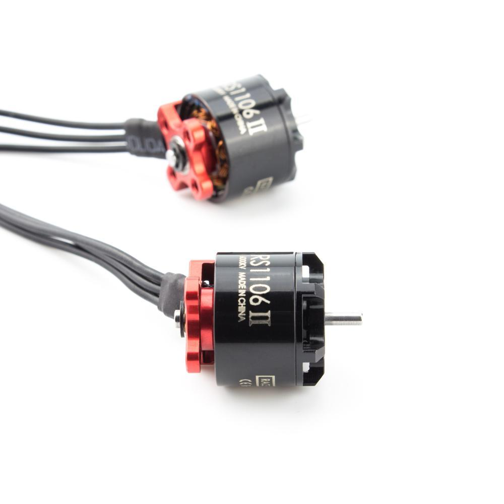 Emax RS1106 II Micro Brushless Motor Baby Red Bottom - Phaser FPV