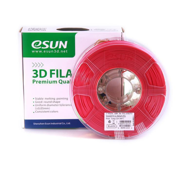eSUN ABS+ 3D Filament 1.75mm 1kg - Phaser FPV