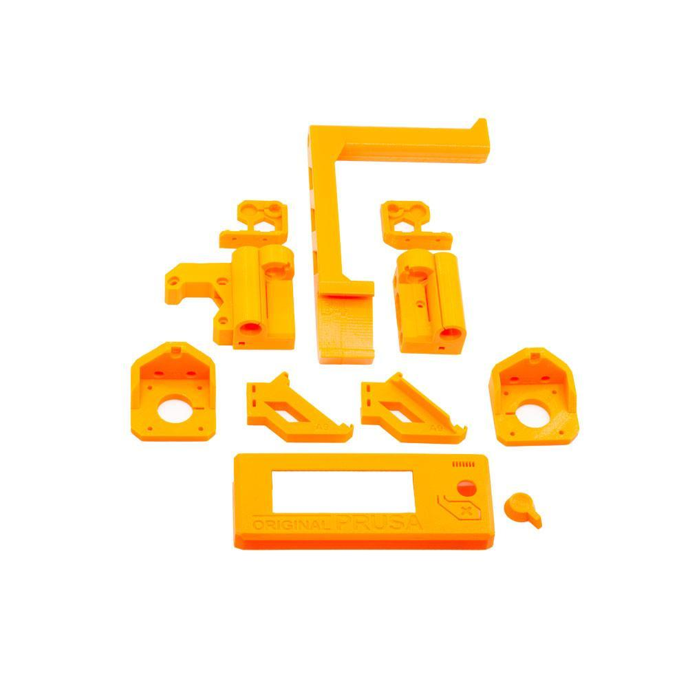 image regarding Prusa Printable Parts identified as Prusa MK3 Printable Areas Highlights Just inside PETG