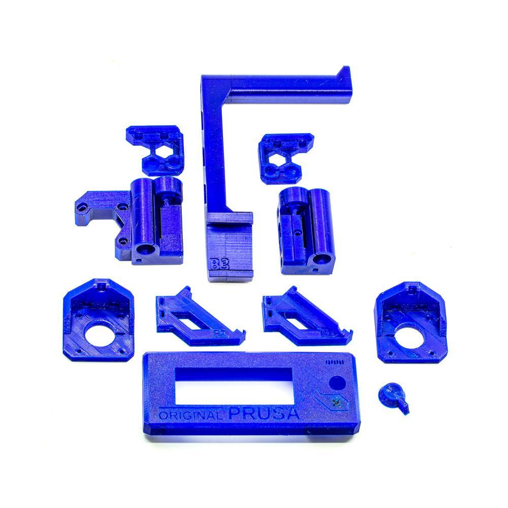 image relating to Prusa Printable Parts named Prusa MK3 Printable Components Highlights Simply inside of PETG