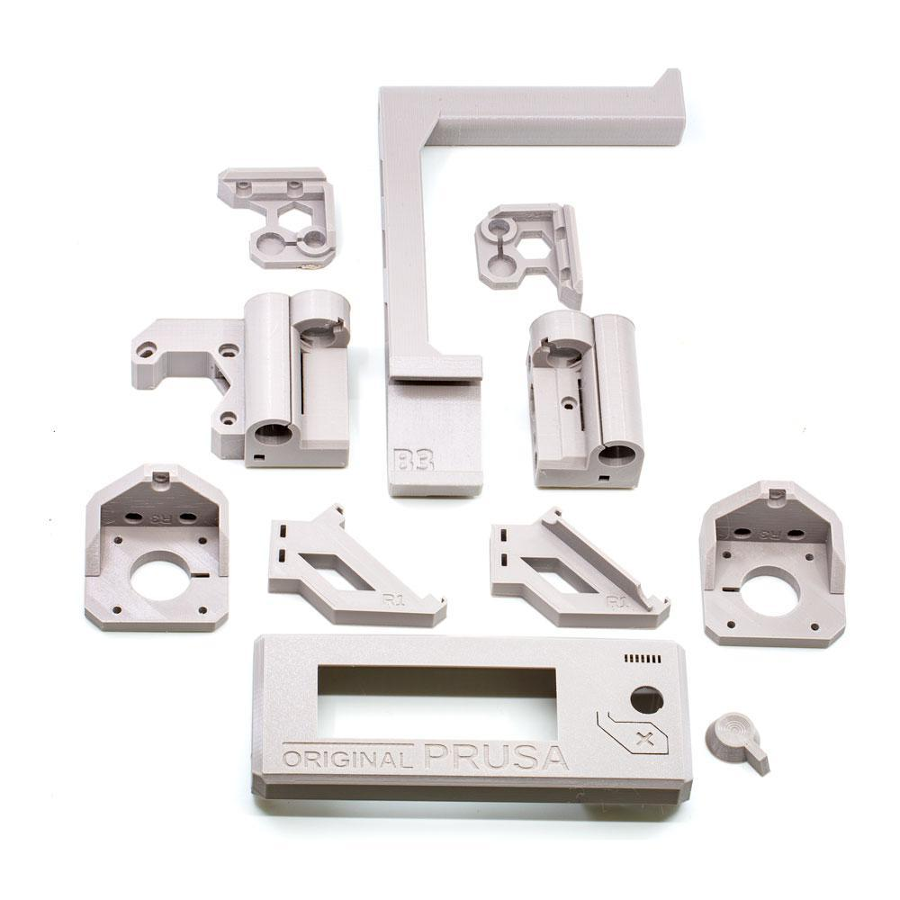 photo regarding Prusa Printable Parts called Prusa MK3 Printable Elements Highlights Just in just PETG