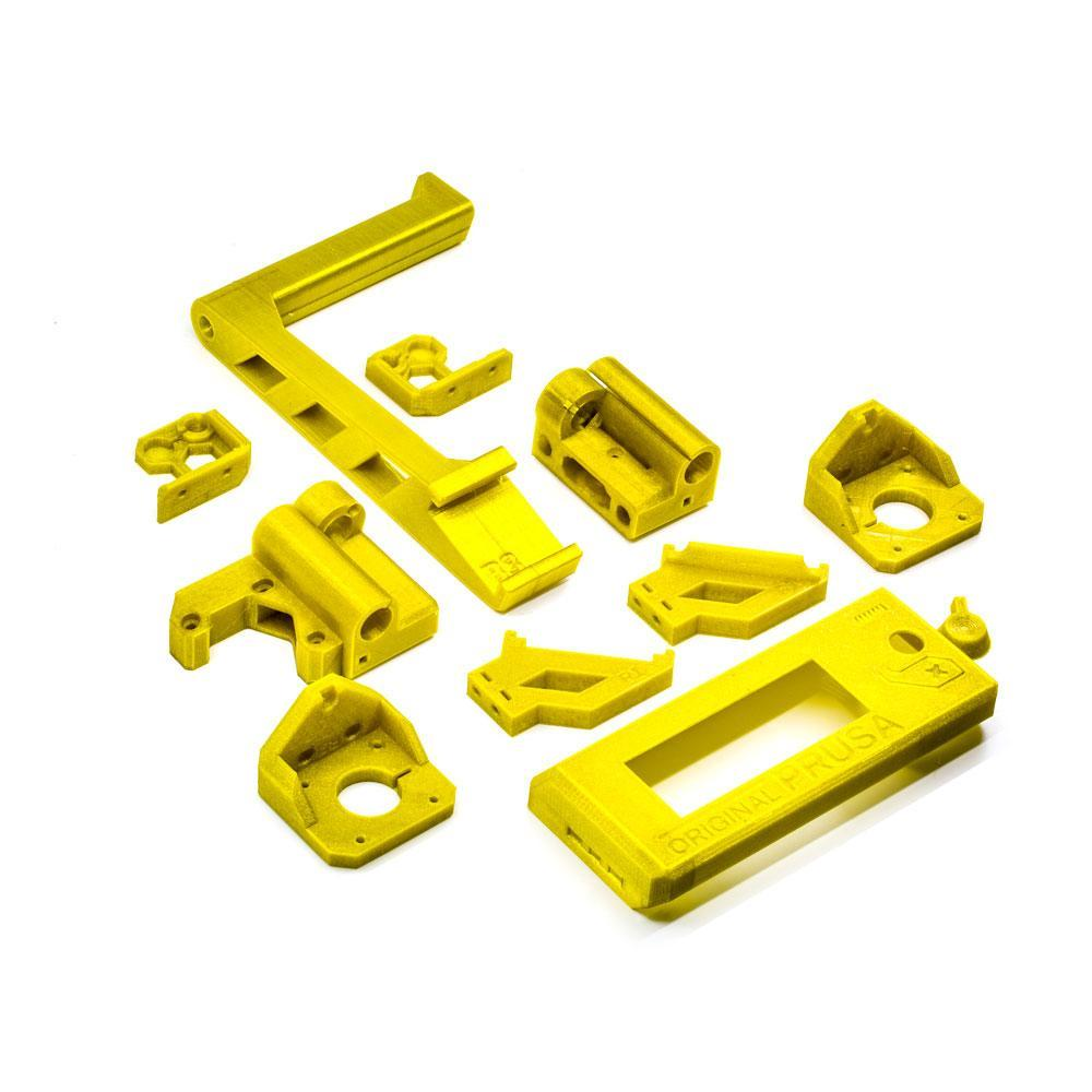 photo regarding Prusa Printable Parts named Prusa MK3 Printable Sections Highlights Just inside of PETG