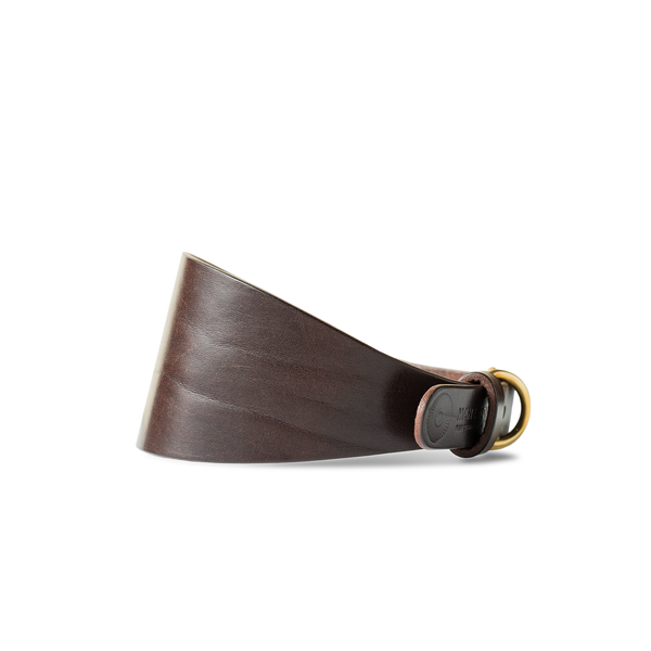 Hound Collar Dark Brown