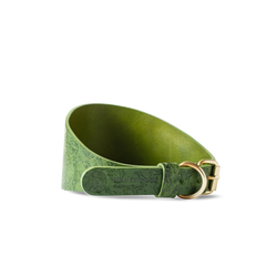 Hound Collar Emerald