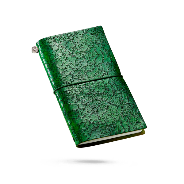 Shturman Emerald Silver Notebook LE