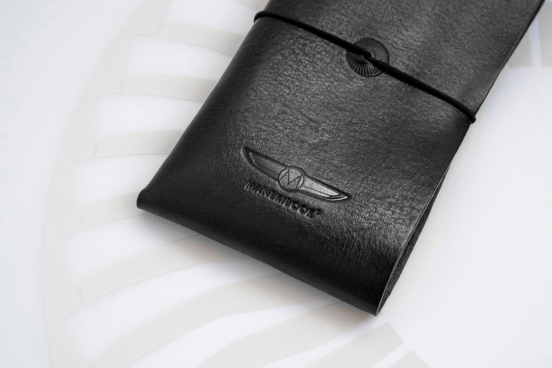 Purser Olio Silver Classic Wallet