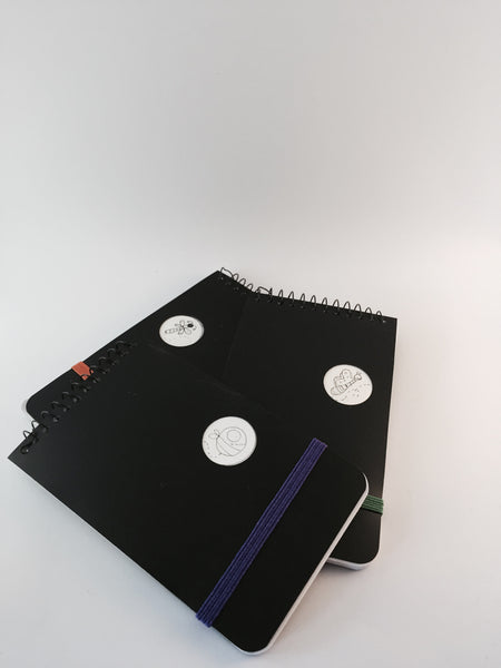 WHITE HOLE NOTEBOOKS