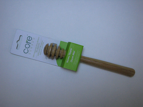 Core Bamboo Honey Dipper