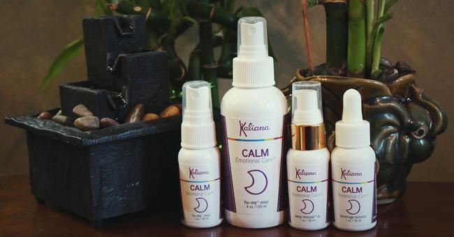 Calm Emotional Care Kit for anxiety, sleep, focus, mindfulness, meditation