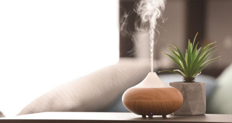 6 Amazing Benefits of Diffusing Essential Oils