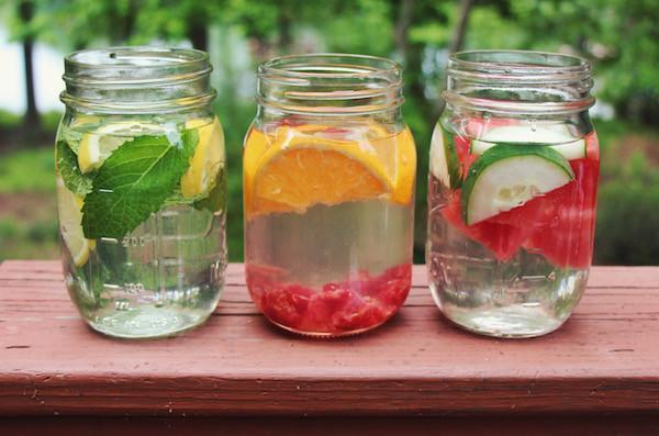 Infused Waters for Health, Confidence, or Self-love