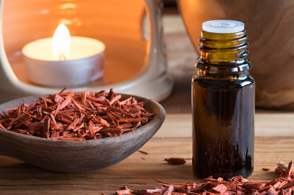 Sandalwood Essential Oil: Calm + Stabilize Emotions and Busy Mind