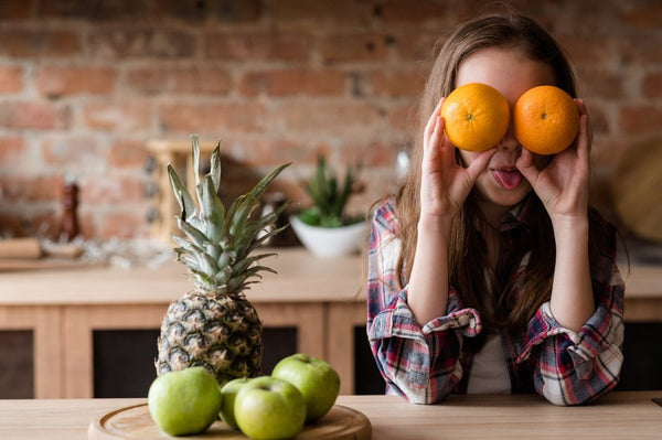 Vitamin C: The Power of Kindness to Heal the Body