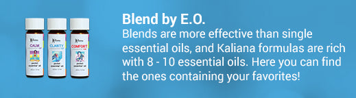 Blend by Essential Oil