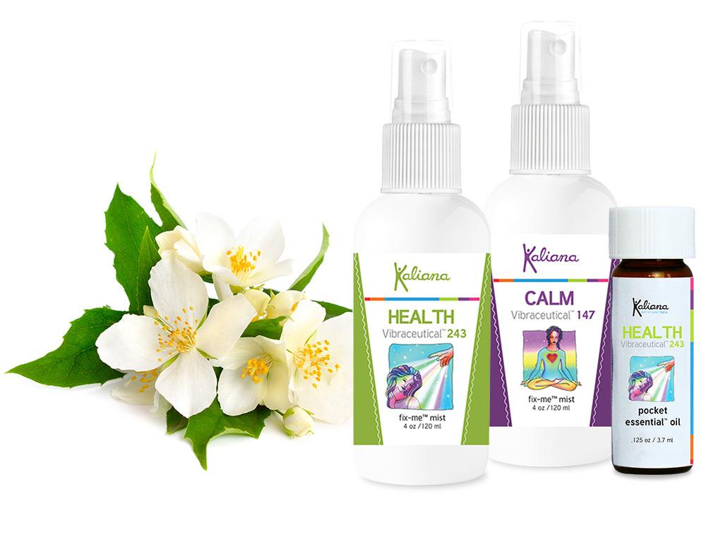 Health & Calm Mists + Bonus