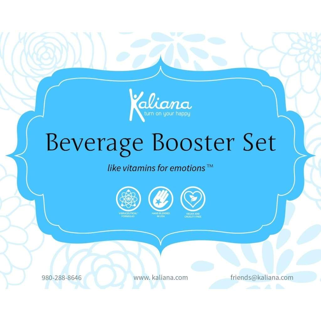 Beverage Booster Variety Set - $99.88 (4)