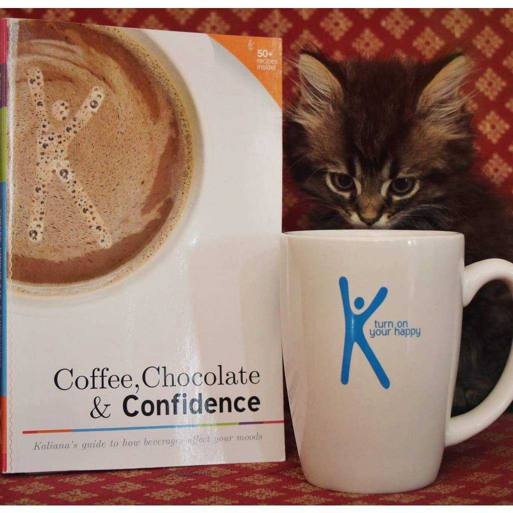 Coffee Chocolate and Confidence (eBook available) - $7.99 (2)