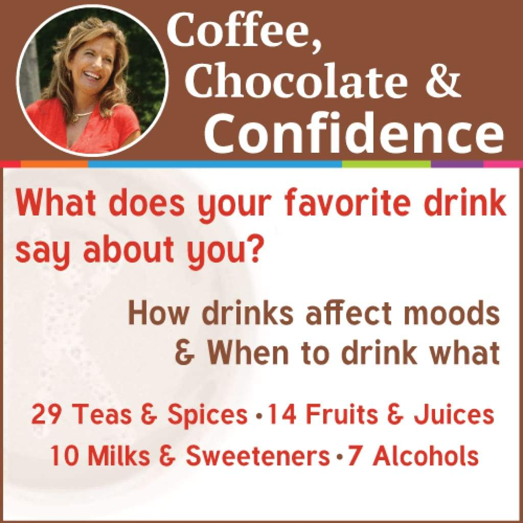Coffee Chocolate and Confidence (eBook available) - $7.99 (3)