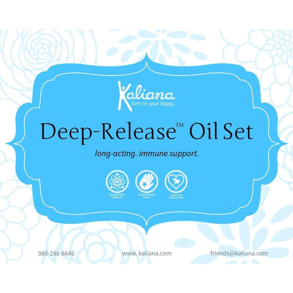 Deep-Release Oil Variety Set - $129.88 (8)