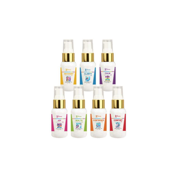 Deep-Release Oil Variety Set - Set of 4 - $129.88 (1)