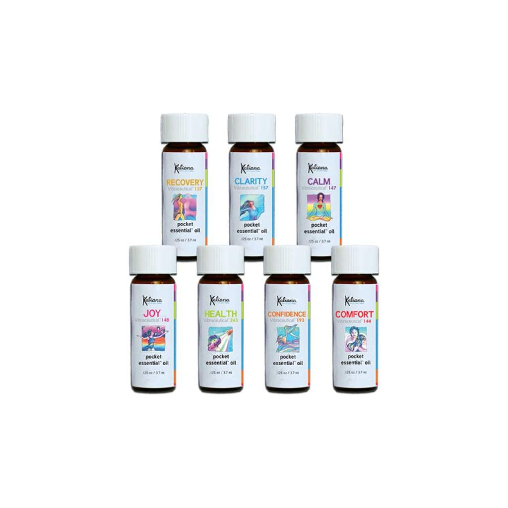 Pocket Essential Oil Variety Set - Set of 4 - $117.88 (1)