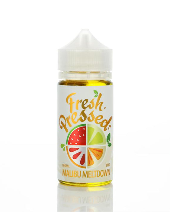 Fresh Pressed - Malibu Meltdown E-Liquid - 100ml
