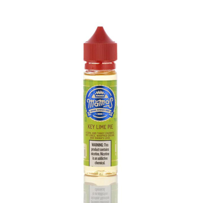 Mamas - Key Lime Pie E-Liquid 60ml