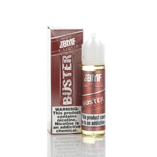 Bad Modder Fogger - Buster E-Liquid - 60ml