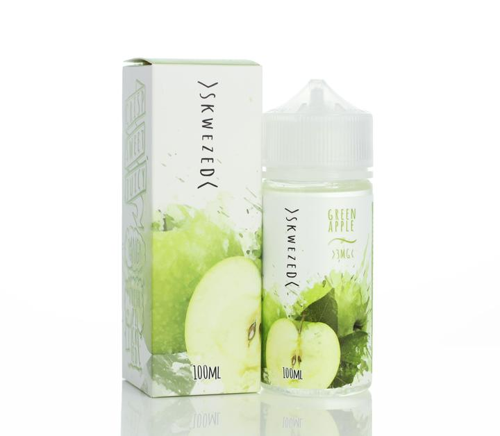 Skwezed - Green Apple E-Liquid - 100ml