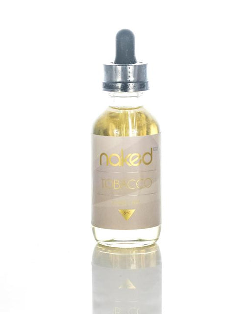 Naked 100 - Euro Gold E-Liquid - 60ml