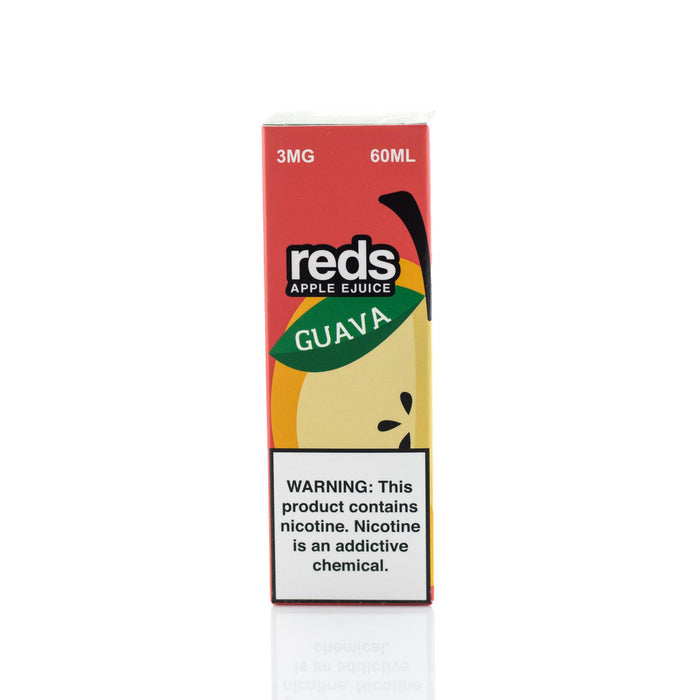 Reds - Apple Guava E-Liquid - 60ml