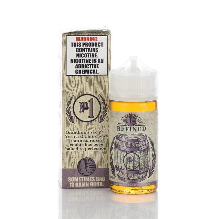 BMF Reserved - Orc E-Liquid - 100ml