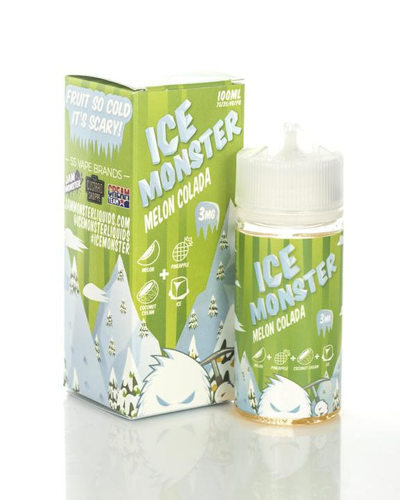 Ice Monster - Melon Colada E-Liquid - 100ml