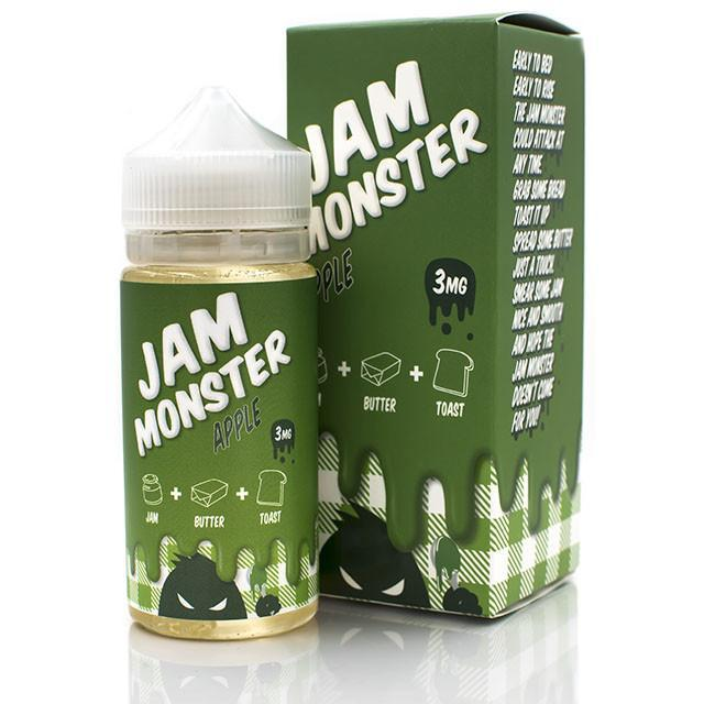 Jam Monster - Apple Jam - 100ml