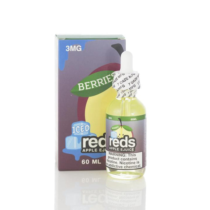 Reds - Berries Ice E-Liquid - 60ml