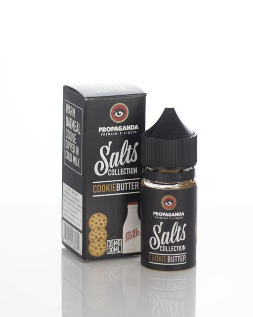 Propaganda Salt - Cookie Butter E-Liquid - 30ml