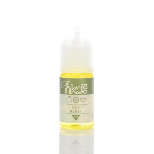 Naked 100 Salt - Green Blast E-Liquid - 30ml