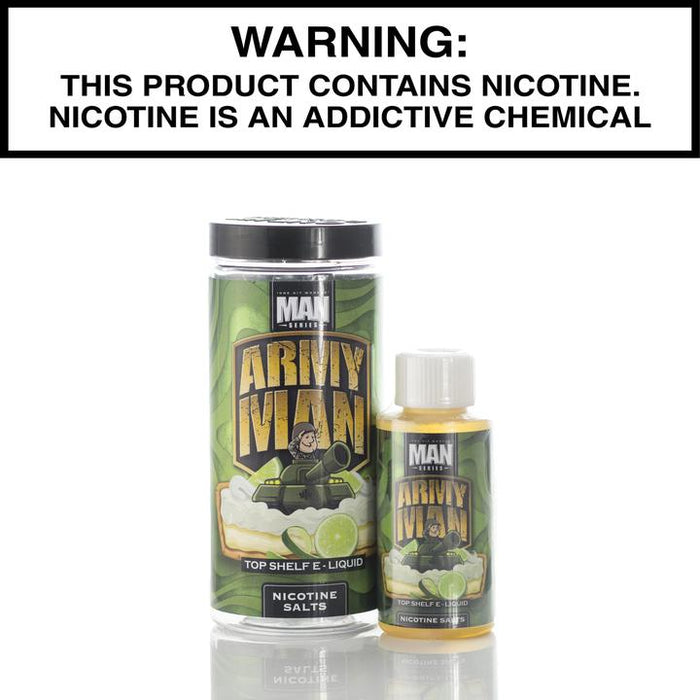 One Hit Wonder - Army Man E-Liquid - 100ml