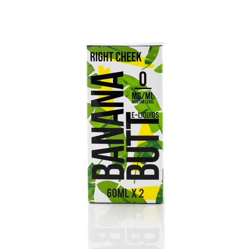 Banana Butt - Right Cheek E-Liquid - 120ml