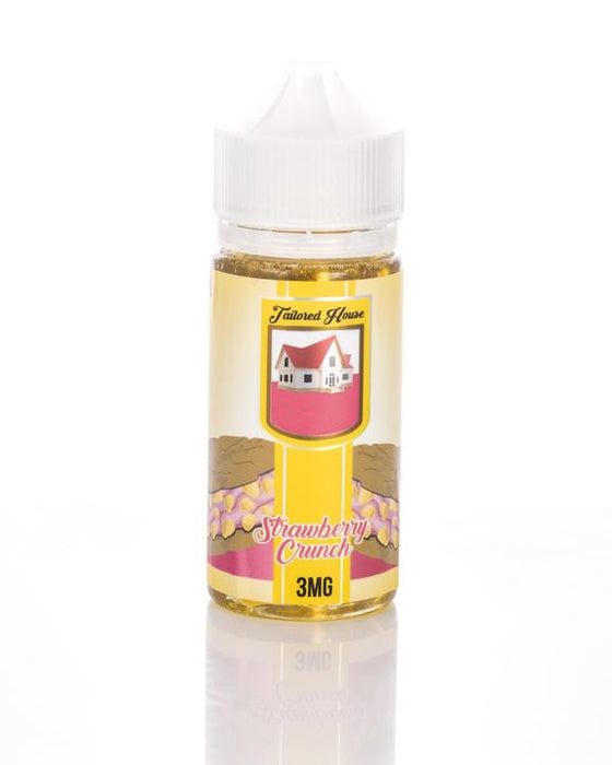 Tailored House - Strawberry Crunch E-Liquid - 100ml