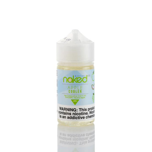 Naked 100 - Apple Cooler E-Liquid - 60ml