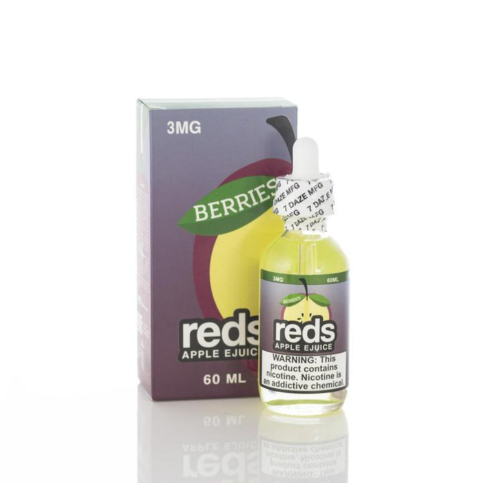 Reds - Berries E-Liquid - 60ml
