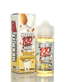 Keep It 100 - Vanilla Almond E-Liquid - 100ml