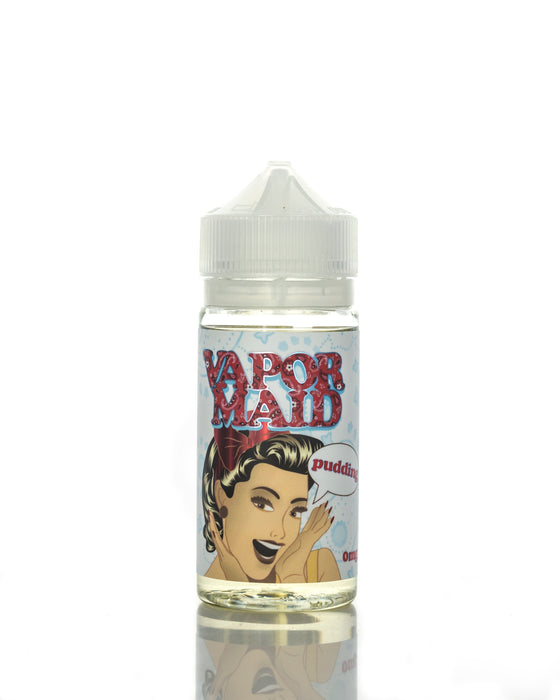 Vapor Maid - Pudding E-Liquid - 100ml