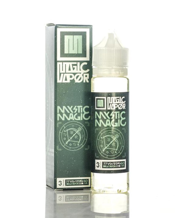 Magic Vapor - Mystic Magic E-Liquid - 60ml