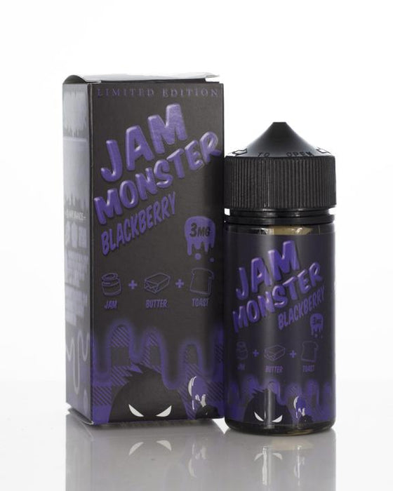 Jam Monster - Blackberry Jam E-Liquid - 100ml