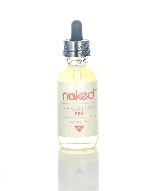 Naked 100 - Hawaiian POG E-Liquid - 60ml