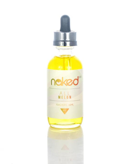 Naked 100 - All Melon E-Liquid - 60ml