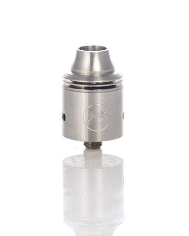 Wismec Indestructible RDA - Silver