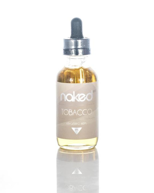 Naked 100 - Cuban Blend E-Liquid - 60ml